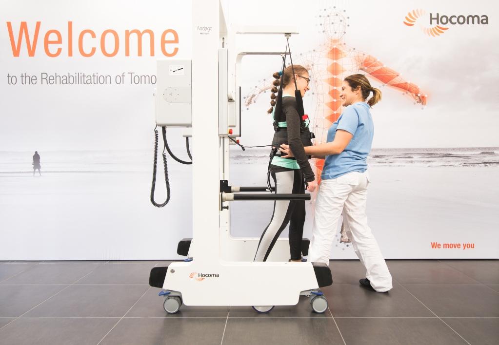 Andago Hocoma Clinic 1603_5433_Powerpoint_9598